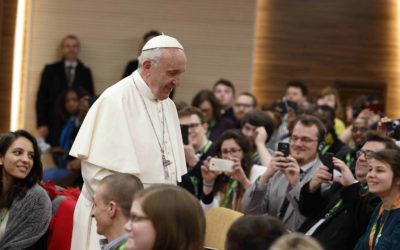 Synod working document: Young Catholics need church that listens to them