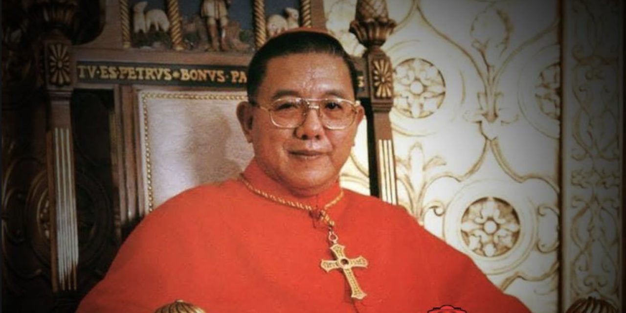 Church marks Cardinal Sin death anniversary