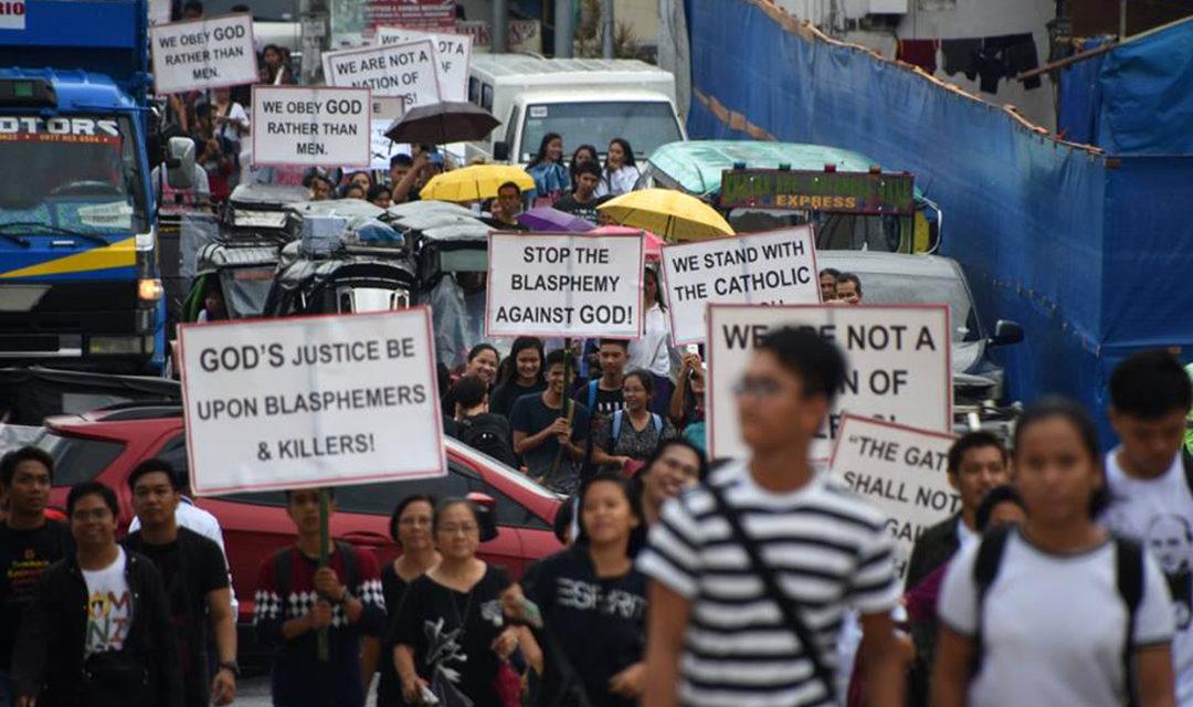 'Pray for Duterte,' bishops ask faithful