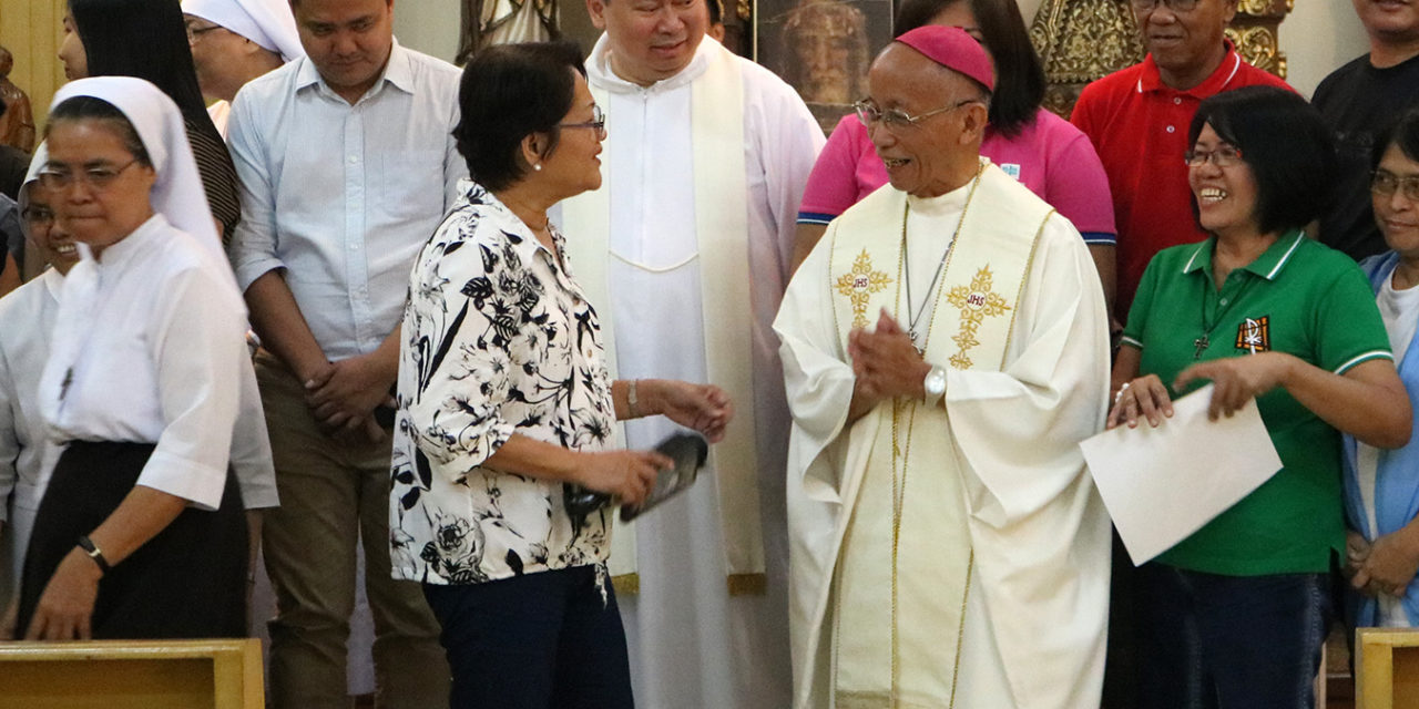 CBCP's  Commission on Mutual Relations marks 50th anniversary