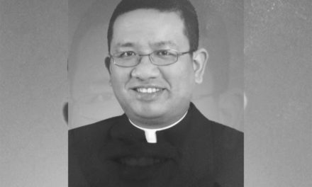 Third priest killed in PH since December