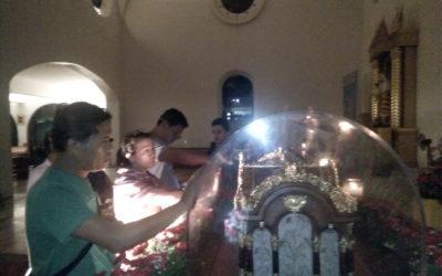 St. Thérèse visits 'Yolanda' survivors