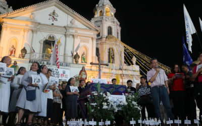 Bishop seeks stronger Church voice against killings, abuses