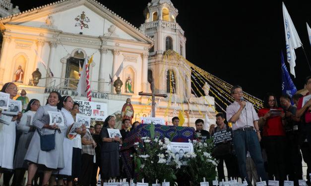 Bishop seeks stronger Church voice against killings, abuses