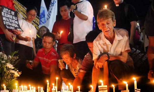 CBCP lauds return of Sr. Fox's missionary visa
