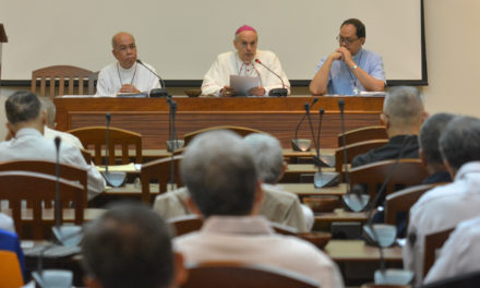 Papal nuncio addresses the CBCP plenary assembly