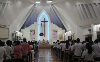 'Grateful' Zambaleños reunite with Columban priests