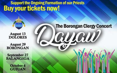 Borongan clergy to promote vocation through music