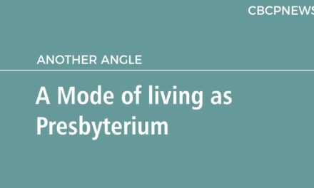 A Mode of living as Presbyterium