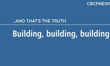 Building, building, building