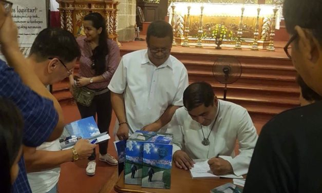 Book launched to mark 300th year of Paete church dedication