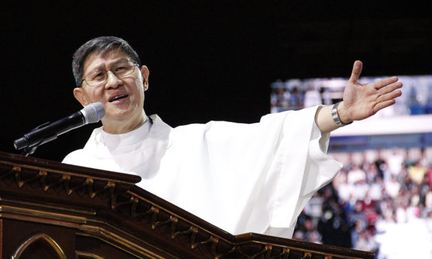 Cardinal Tagle to lead baptism of 450 kids from Manila slums