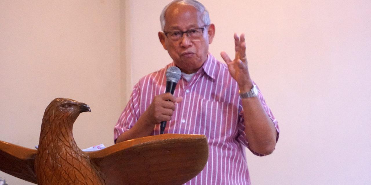 Church lacks 'common paradigm', says priest