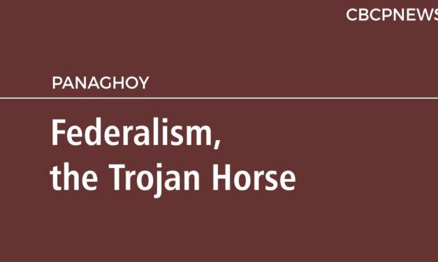 Federalism, the Trojan Horse