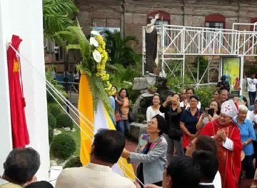 Marker to commemorate 'Apo Badoc' pontifical coronation unveiled