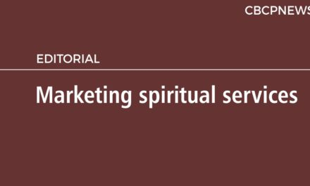 Marketing spiritual services