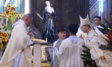 'Prepare to be attacked because we are for Christ' — Cardinal Tagle