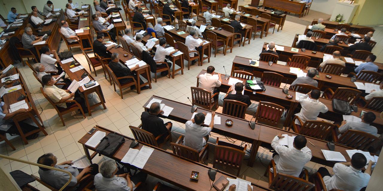 CBCP opens 117th plenary assembly