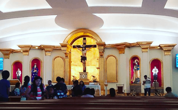 Priest: 'Faith grows in persecution'