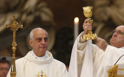 Catechism change shows 'true dogmatic progress,' archbishop says