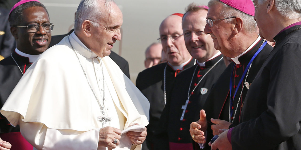 Pope acknowledges 'repugnant crimes' of abuse in Ireland