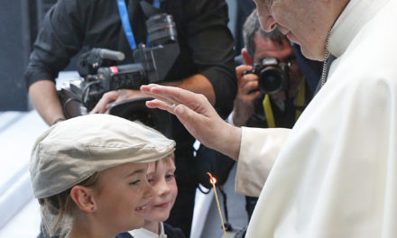 At Knock shrine, pope again begs forgiveness for betrayal of abuse