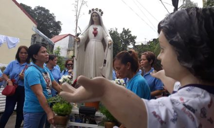 Priest: 'Devotion to Mary is devotion to the Eucharist'