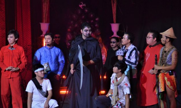 Seminarians' play tackles EJKs, priest killings