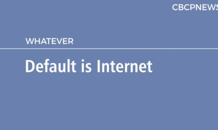Default is Internet