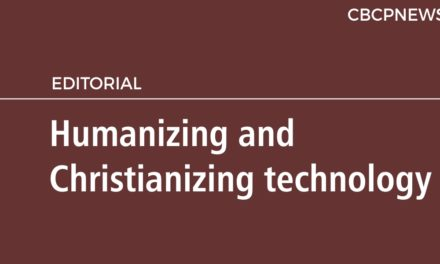 Humanizing and Christianizing technology