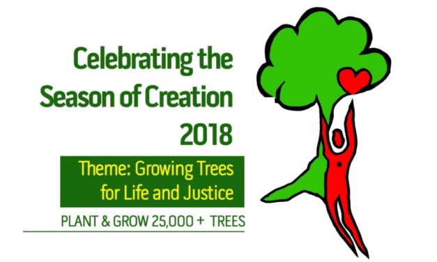 """WALKING TOGETHER"" Growing Trees for Life and Justice"