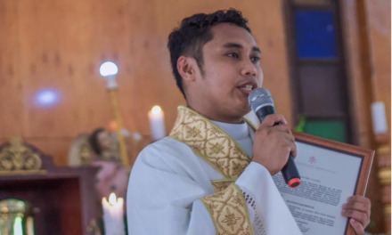 Vatican grants plenary indulgence to the first  Mass of Laoag's first indigenous priest
