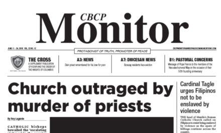 CBCP Monitor Vol 22 No 12