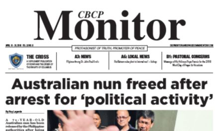 CBCP Monitor Vol 22 No 8