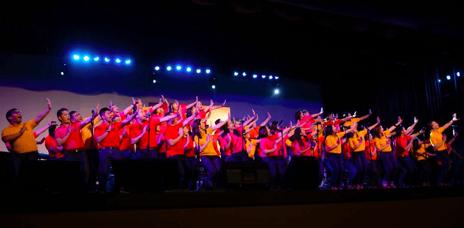 Bukas Palad marks 32 years with concert