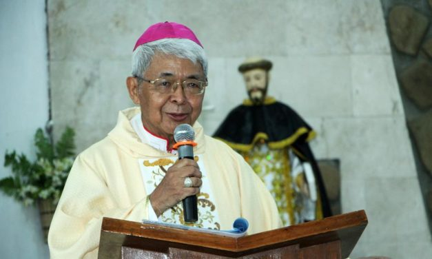 Tuguegarao prelate makes urgent appeal after 'Ompong'