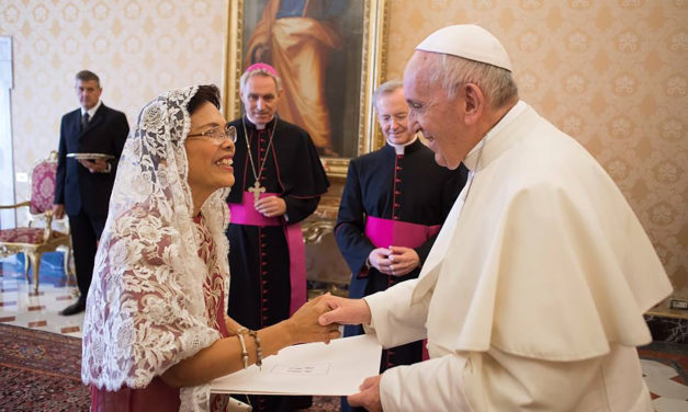PH envoy hopes to strengthen ties with the Vatican