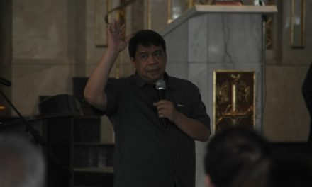 Seniors urged: Be Church's '1st line of defense'