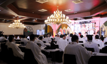 Priests urged: Be better instruments, get healed