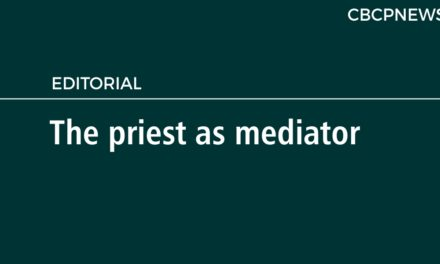 The priest as mediator
