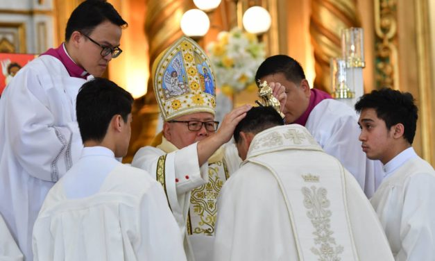 Antipolo's 1st bishop-son ordained