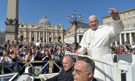 Be lifeline of hope for youth alienated from church, pope tells synod