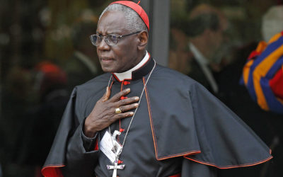 'Watering down' church teaching won't attract young people, cardinal says
