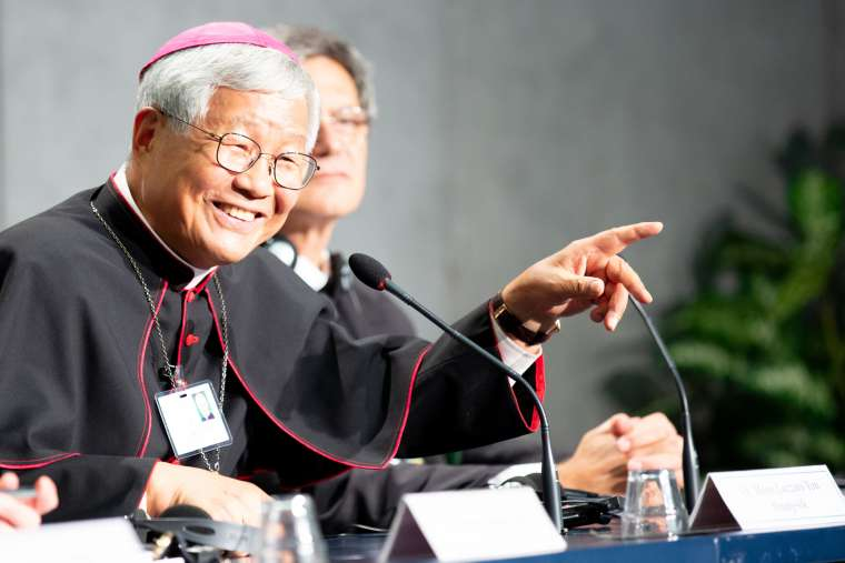 South Korean bishop: Before Pope Francis plans a trip, 'some things in North Korea should change'