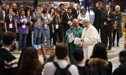 Synod document: Listen to, support, guide, include young people