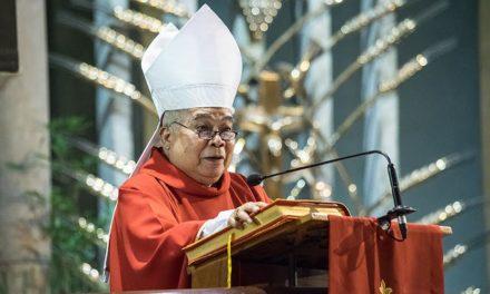 Retired Tandag Bishop Amantillo dies at 83
