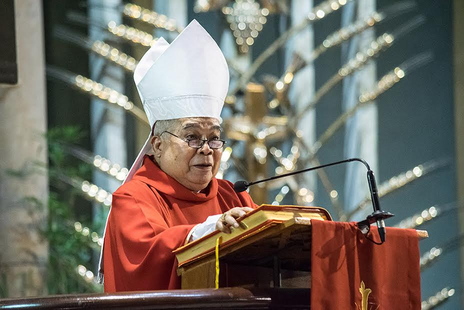Retired Tandag Bishop Amantillo dies at 83