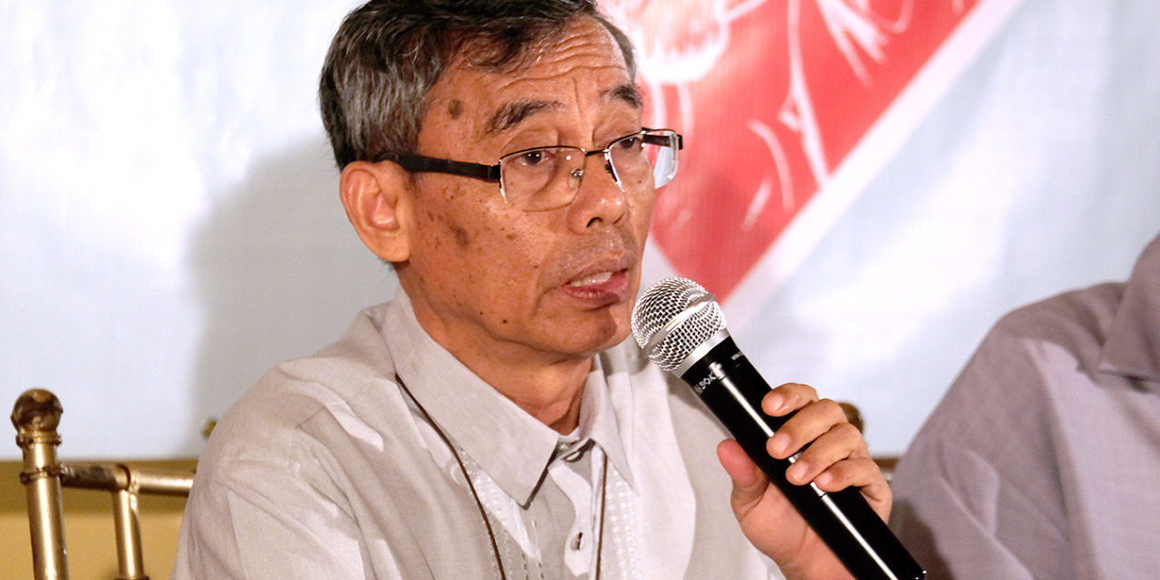 CBCP official reminds clergy not to run for political positions