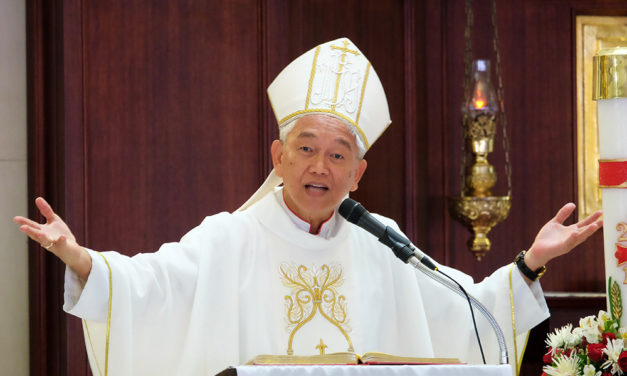 Bishop to voters: Shun 'trapos', political dynasties