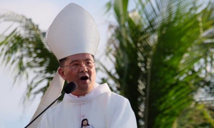 Honesty in gov't still a crucial poll issue — bishop